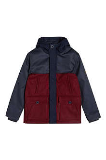 FINGER IN THE NOSE Unisex woven parka 8 years