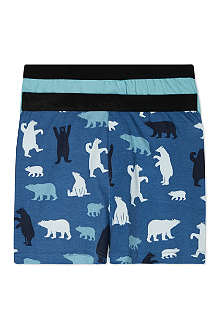 HATLEY Blue bear boxers 2-8 years