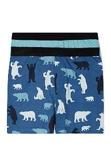 HATLEY Blue bear boxers 2-8 years