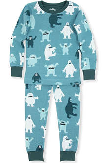 HATLEY Monster-print pyjamas 2 - 8 years