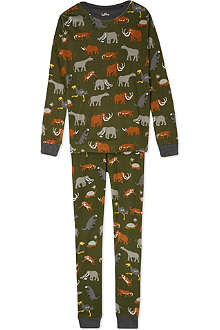 HATLEY Prehistory animal pyjama set 2-12 years
