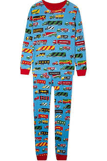 HATLEY Big rig trucks pj set 2-12 years