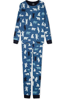 HATLEY Polar bear pj set 2-12 years