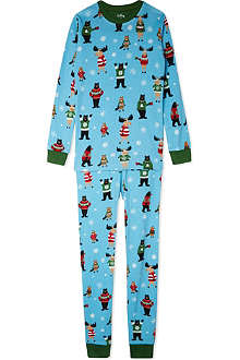 HATLEY Ugly sweater pj set 2-12 years