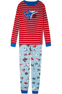 HATLEY Fighter jet pyjama set 2-12 years