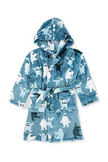 HATLEY Ice monster bathrobe S-L