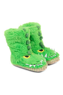 HATLEY Aligator slippers 5-13 years