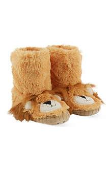HATLEY Lion slippers S-L