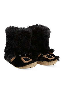 HATLEY Bear slippers 5-13 years