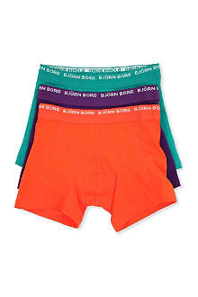 BJORN BORG Three pack boxers 1-14 years