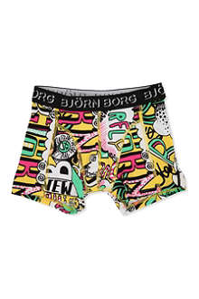 BJORN BORG Cartoon boxers 1-14 years