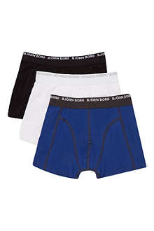 BJORN BORG Basic shorts triple pack