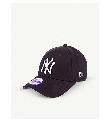 NEW ERA New york yankee 9forty baseball cap (Navy/white