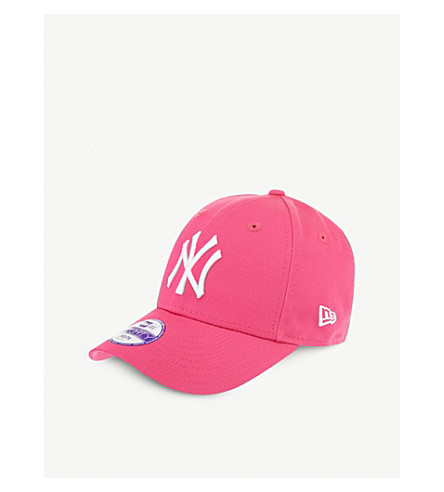 NEW ERA New york yankee 9forty baseball cap (Pink/white