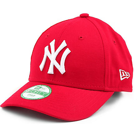 NEW ERA New York Yankees 9FORTY cap S-M (Red / white