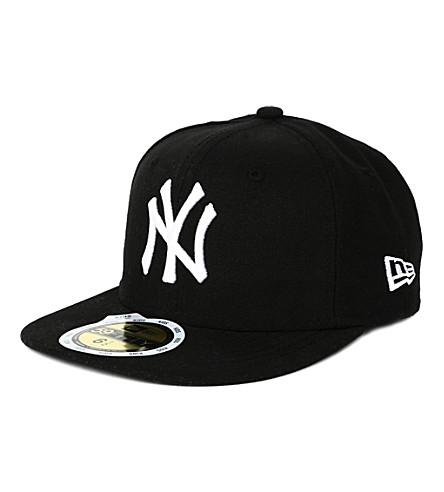 NEW ERA New York Yankees 59FIFTY baseball cap XS-L (Black/grey
