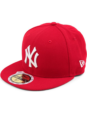 NEW ERA New York Yankees 59FIFTY baseball cap XS-L