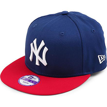 NEW ERA New York Yankees 9FIFTY baseball cap (Blue / red