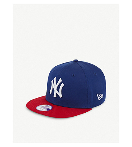 NEW ERA New York Yankees 9FIFTY baseball cap (Royal/scar/white