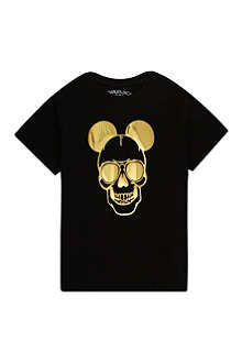 SERIOUSLY Liquidgold Mickey Mouse t-shirt 4-14 years