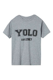 SERIOUSLY Yolo t-shirt 4-14 years