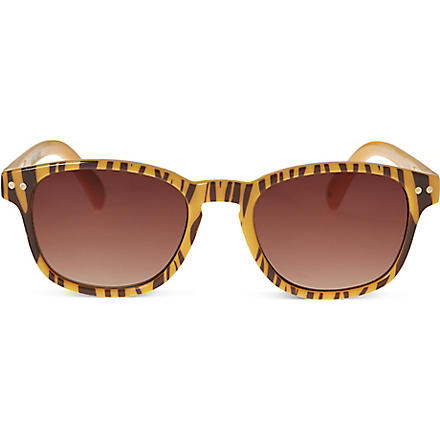 MINI RODINI Printed sunglasses (Tiger
