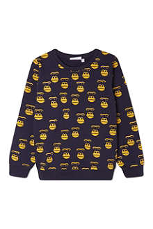 MINI RODINI Gorilla sweatshirt 2-11 years