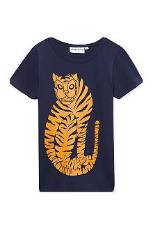 MINI RODINI Tiger print t-shirt 2-11 years