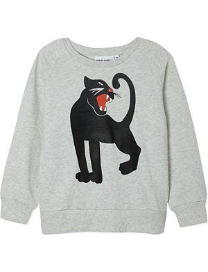 MINI RODINI Panther jumper 2-11 years
