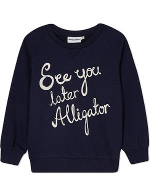 MINI RODINI See You Later Alligator jumper 2-11 years