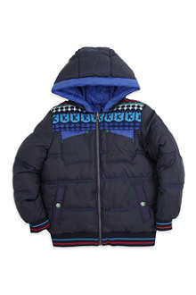 KENZO Kenzo reversible jacket 6-12 years