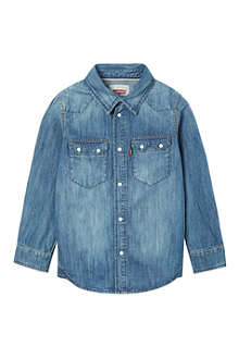 LEVI'S Denim shirt 2-16 years