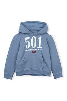 LEVI'S Logo hoodie 2-16 years
