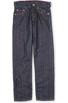 LEVI'S 501 regular-fit straight jeans 8-16 years