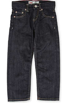 LEVI'S 504 regular fit jeans 2-6 years