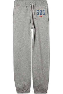 LEVI'S 501 logo jogging bottoms 2-16 years