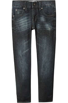 LEVI'S 511 distressed slim jeans 2-16 years