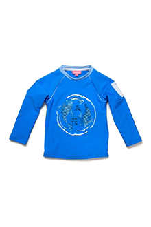 SUNUVA Fish rash vest 1-12 years