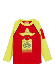 SUNUVA Chilli pepper rash vest 1-12 years