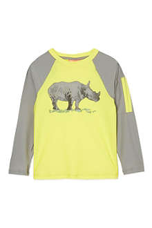 SUNUVA Rhino rash vest 1-12 years