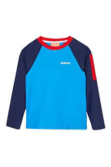 SUNUVA Scuba rash vest 1-12 years
