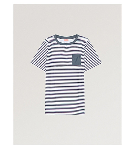 SUNUVA Striped rash T-shirt 3-12 years (Stripe