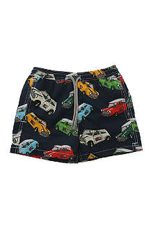ST BARTHS Car swim shorts 4-16 years