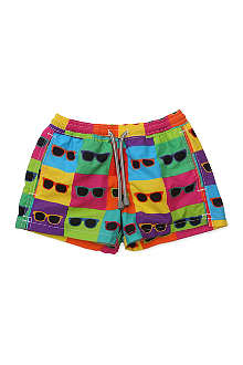 ST BARTHS Sunglasses swim shorts 4-16 years