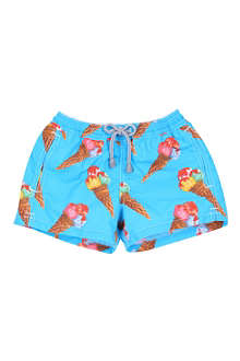 ST BARTHS Ice cream swim shorts 4-16 years