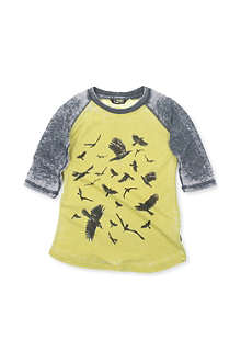LA MINIATURA Bird t-shirt 2-14 years