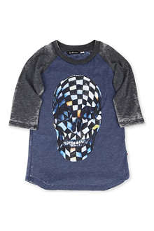 LA MINIATURA Skull t-shirt 2-14 years