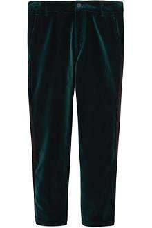 LA MINIATURA Rockstar tuxedo trousers 2-14 years