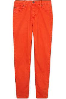 LA MINIATURA Skinny-fit trousers 2-14 years