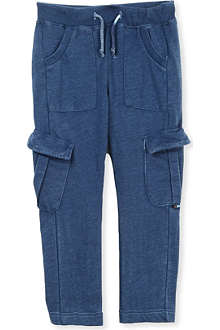 LA MINIATURA Burnout jogging bottoms 2-14 years
